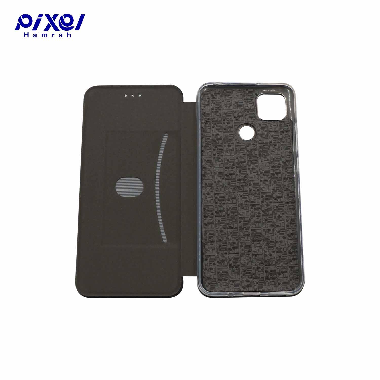 کیف موبایل دورژله ای مگنتی XIAOMI REDMI 9C