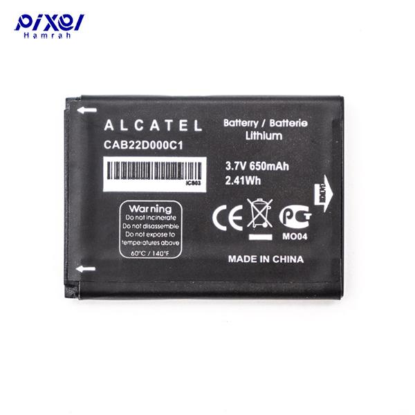باتری اصلی ALCATEL OT708