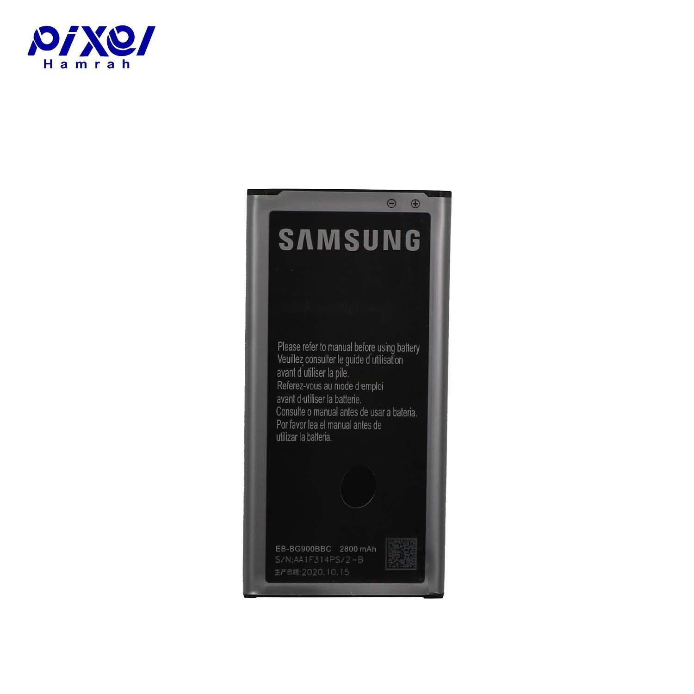 باتری اورجینال SAMSUNG S5