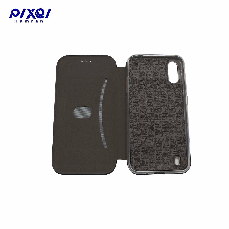 کیف موبایل دورژله ای مگنتی SAMSUNG NOTE10