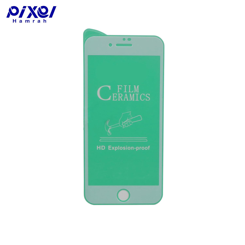 محافظ صفحه نمایش سرامیکی شفاف میتوبل IPHONE 7-8 PLUS