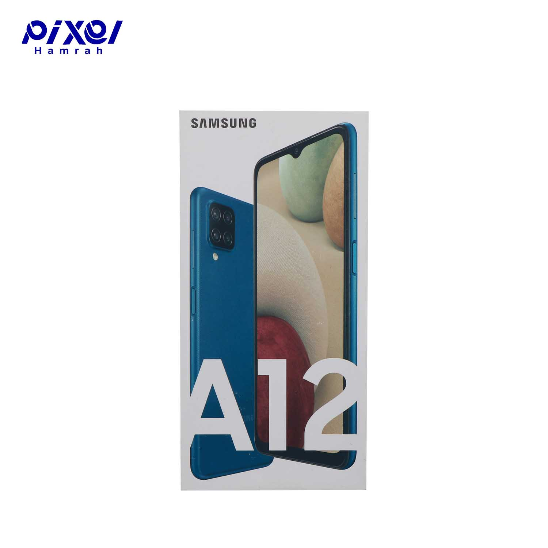کارتن گوشی با لوازم فابریک SAMSUNG A12