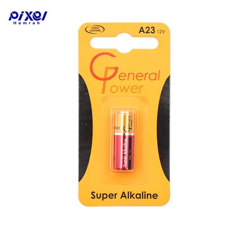 باتری قلمی یک عددی General Power A23