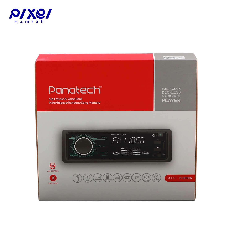 ضبط خودرو PANATECH CP205