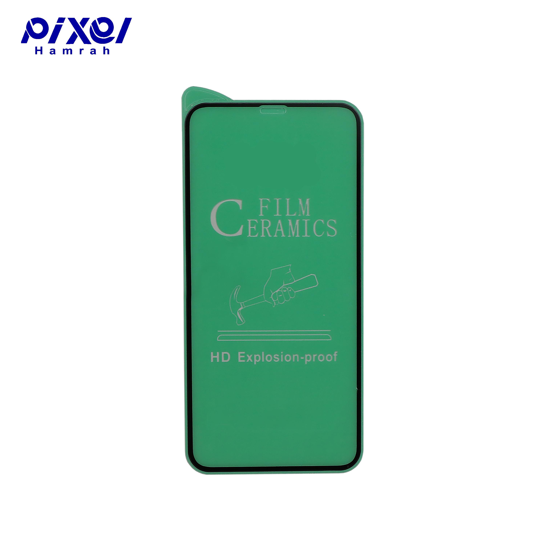 محافظ صفحه نمایش سرامیکی شفاف میتوبل IPHONE 12-12 PRO