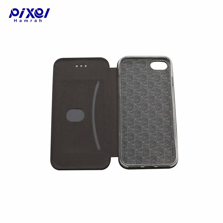 کیف موبایل دورژله ای مگنتی IPHONE7-8-SE2020
