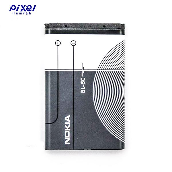 باتری اورجینال NOKIA BL5C