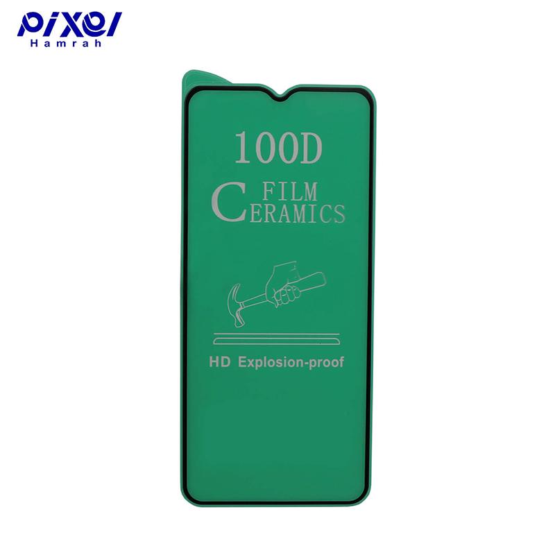 محافظ صفحه نمایش سرامیکی شفاف SAMSUNG A42 100D