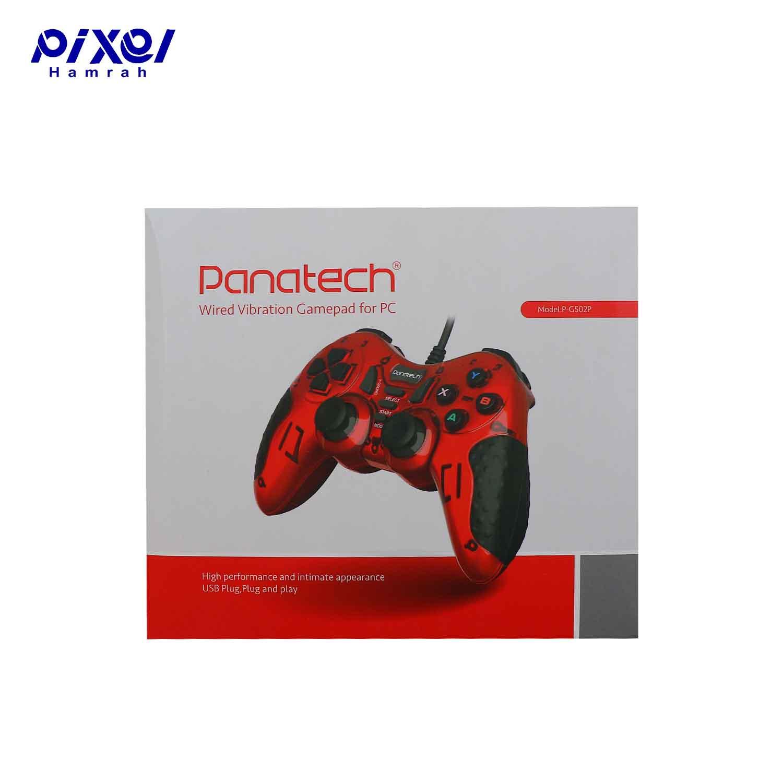 دسته بازی تک سیم دار فانتزی PANATECH G502